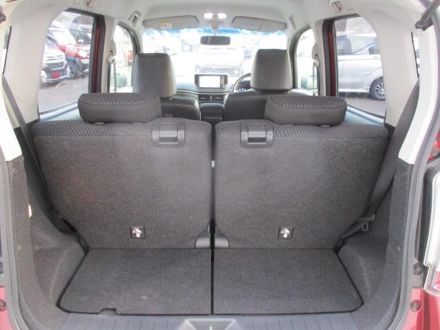 カスタム RS ハイパーSA 純正ナビ フルセグ ブレーキサポート ターボ 4WD アイドリングストップ フルセグ Bluetooth LEDライト オートライト 純正15インチアルミ スマートー プッシュスタート DVD再生可(20枚目)