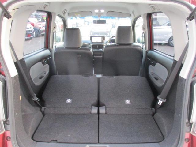 カスタム RS ハイパーSA 純正ナビ フルセグ ブレーキサポート ターボ 4WD アイドリングストップ フルセグ Bluetooth LEDライト オートライト 純正15インチアルミ スマートー プッシュスタート DVD再生可(21枚目)
