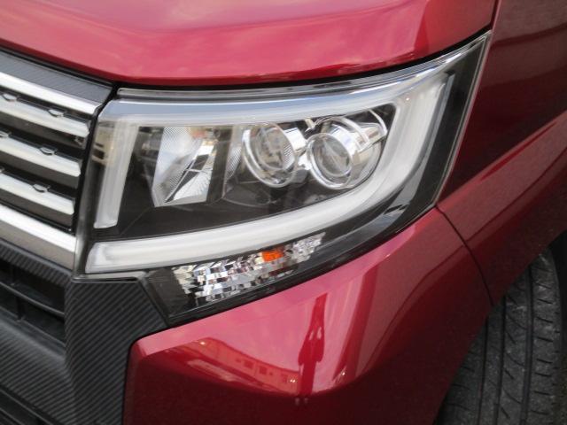 カスタム RS ハイパーSA 純正ナビ フルセグ ブレーキサポート ターボ 4WD アイドリングストップ フルセグ Bluetooth LEDライト オートライト 純正15インチアルミ スマートー プッシュスタート DVD再生可(24枚目)