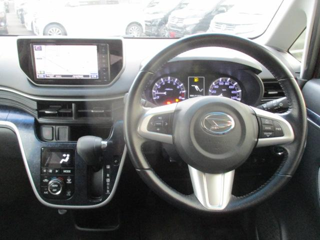 カスタム RS ハイパーSA 純正ナビ フルセグ ブレーキサポート ターボ 4WD アイドリングストップ フルセグ Bluetooth LEDライト オートライト 純正15インチアルミ スマートー プッシュスタート DVD再生可(29枚目)