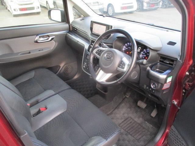 カスタム RS ハイパーSA 純正ナビ フルセグ ブレーキサポート ターボ 4WD アイドリングストップ フルセグ Bluetooth LEDライト オートライト 純正15インチアルミ スマートー プッシュスタート DVD再生可(36枚目)