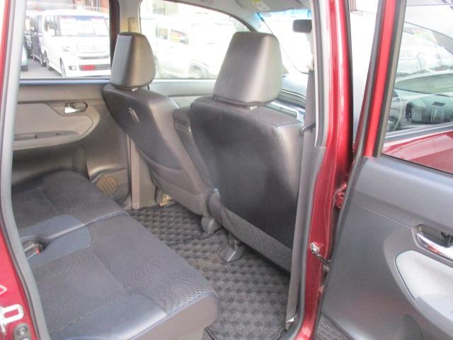 カスタム RS ハイパーSA 純正ナビ フルセグ ブレーキサポート ターボ 4WD アイドリングストップ フルセグ Bluetooth LEDライト オートライト 純正15インチアルミ スマートー プッシュスタート DVD再生可(39枚目)