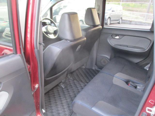 カスタム RS ハイパーSA 純正ナビ フルセグ ブレーキサポート ターボ 4WD アイドリングストップ フルセグ Bluetooth LEDライト オートライト 純正15インチアルミ スマートー プッシュスタート DVD再生可(42枚目)