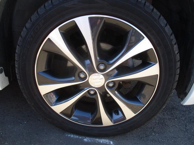 T 社外SDナビ フルセグ Bluetooth ブレーキサポート パドルシフト ターボ HIDライト オートライト アイドリングストップ ステアリングスイッチ スマートキー プッシュスタート 純正15AW(26枚目)