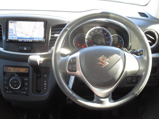 T 社外SDナビ フルセグ Bluetooth ブレーキサポート パドルシフト ターボ HIDライト オートライト アイドリングストップ ステアリングスイッチ スマートキー プッシュスタート 純正15AW(27枚目)