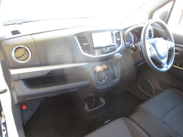 T 社外SDナビ フルセグ Bluetooth ブレーキサポート パドルシフト ターボ HIDライト オートライト アイドリングストップ ステアリングスイッチ スマートキー プッシュスタート 純正15AW(34枚目)