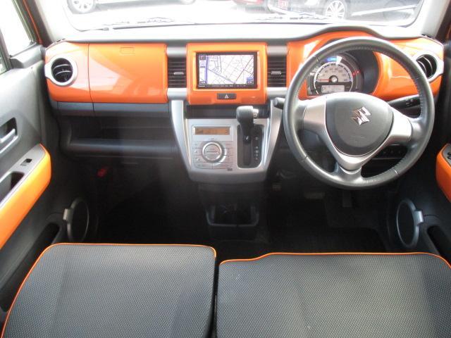 X ストラーダSDナビ フルセグ DVD再生可 ブレーキサポート HID オートライト シートヒーター アイドリングストップ スマートキー プッシュスタート 純正15インチアルミ(3枚目)
