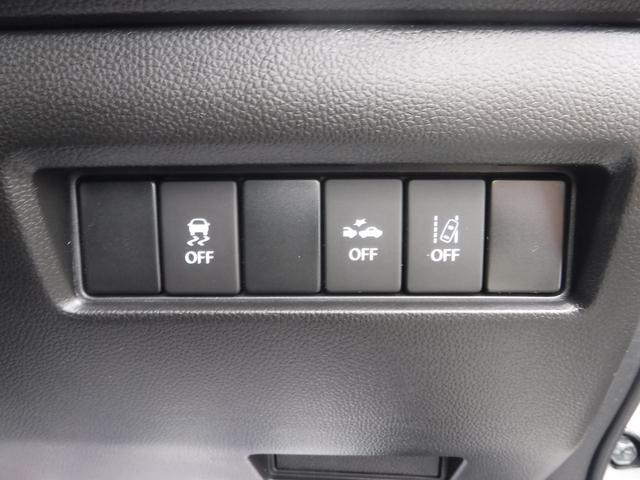 衝突被害軽減サポートのON,OFFもこちらのボタンでワンタッチで切り替えが可能です