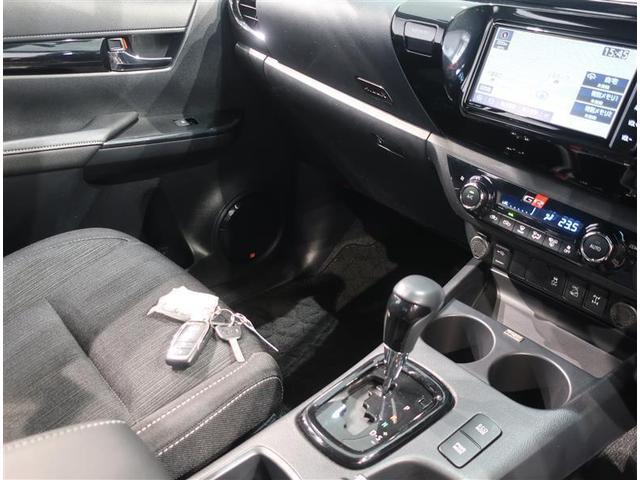 Z ブラックラリーエディション 4WD フルセグ DVD再生 バックカメラ 衝突被害軽減システム ETC LEDヘッドランプ ワンオーナー 記録簿 ディーゼル(10枚目)