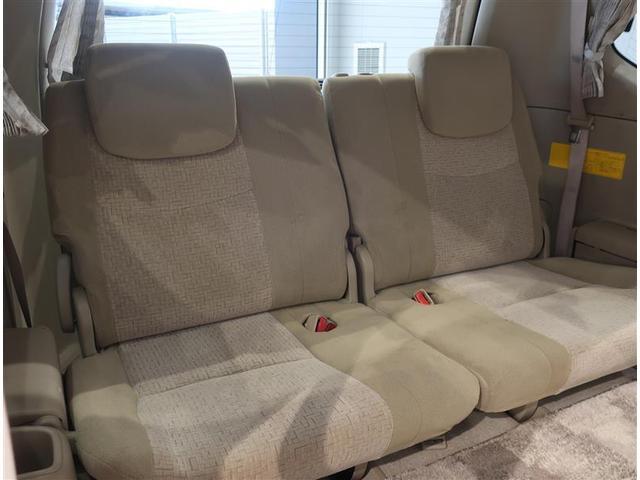 TX サンルーフ 4WD DVDナビ バックカメラ ETC 乗車定員8人 3列シート ワンオーナー 記録簿(15枚目)