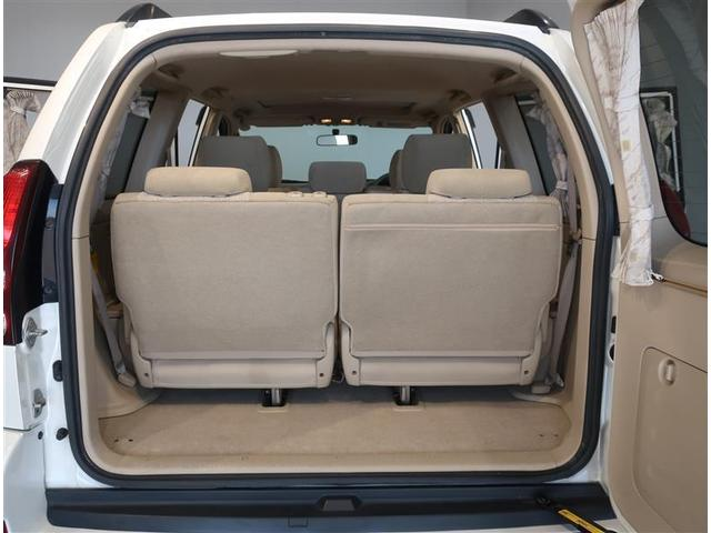 TX サンルーフ 4WD DVDナビ バックカメラ ETC 乗車定員8人 3列シート ワンオーナー 記録簿(16枚目)
