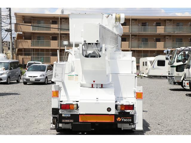 高所作業車 アイチ SH15A 電工仕様 高さ14.6m(4枚目)