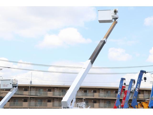 高所作業車 アイチ SH15A 電工仕様 高さ14.6m(12枚目)