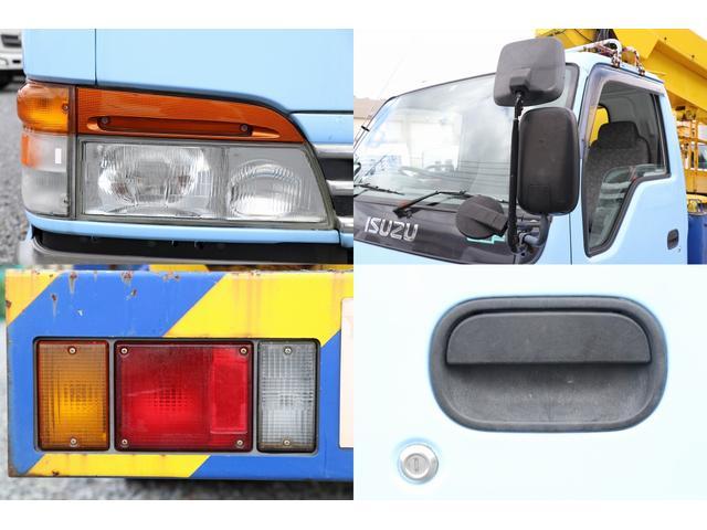 高所作業車 橋梁点検車 ブリッジチェッカー タダノBT100(17枚目)