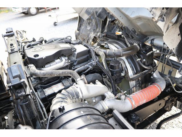 新明和アームロール CCA44-30 ツインホイスト リモコン 積載3650kg 車両総重量 7990kg シート置き ラジオ ETC 左電各ミラー EHS DPF アドブルー(20枚目)