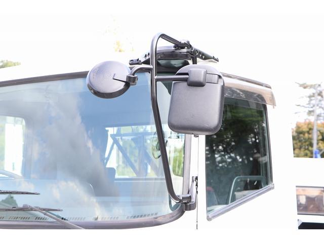 新明和アームロール CCA44-30 ツインホイスト リモコン 積載3650kg 車両総重量 7990kg シート置き ラジオ ETC 左電各ミラー EHS DPF アドブルー(34枚目)