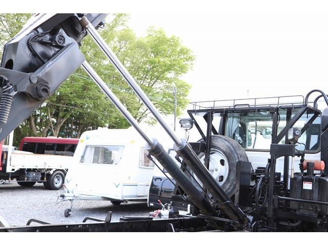 新明和アームロール CCA44-30 ツインホイスト リモコン 積載3650kg 車両総重量 7990kg シート置き ラジオ ETC 左電各ミラー EHS DPF アドブルー(51枚目)