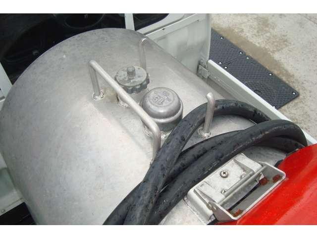 4WD MK430L タンクローリー タンク書類有り(5枚目)