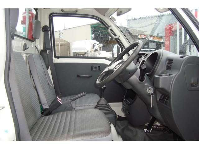 4WD MK430L タンクローリー タンク書類有り(11枚目)