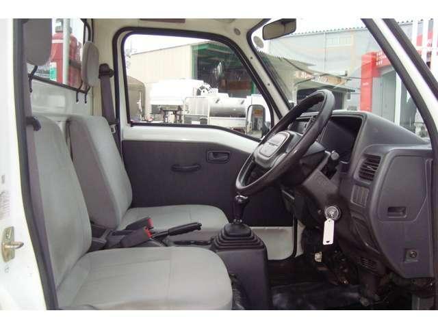 4WD MK430Lタンクローリー タンク書類有り(14枚目)