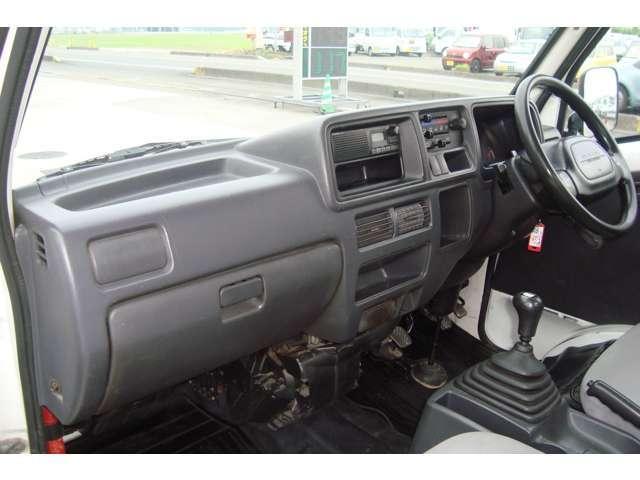 4WD MK430Lタンクローリー タンク書類有り(19枚目)