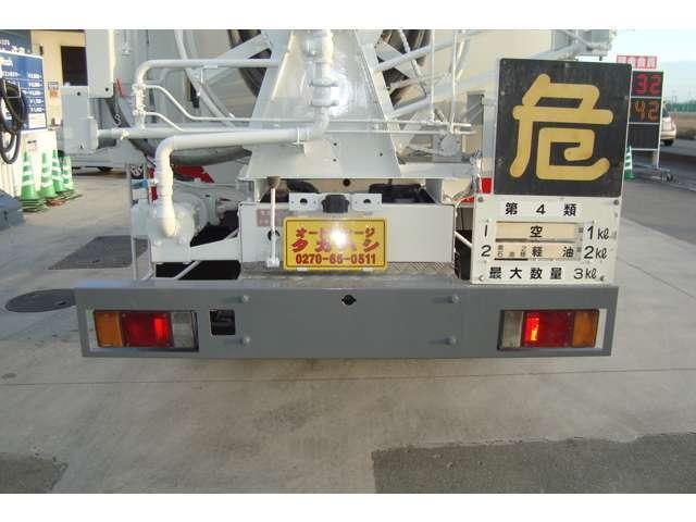 4WD 極東3K2室 Wリールローリー タンク書類有り(7枚目)