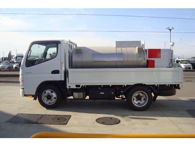 4WD タツノ1.9Kタンクローリー タンク書類有り(2枚目)