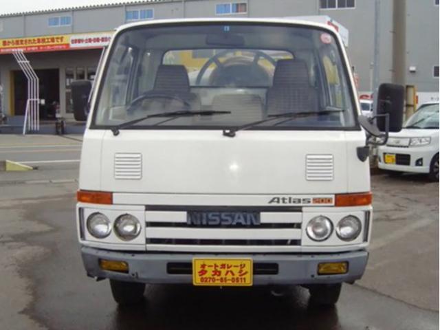 新明和 2K温泉車 タンクローリー(8枚目)
