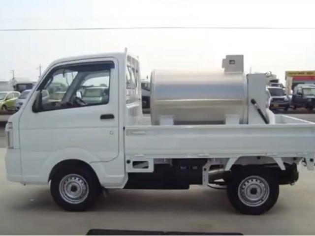 4WD タツノ430L タンクローリー(2枚目)