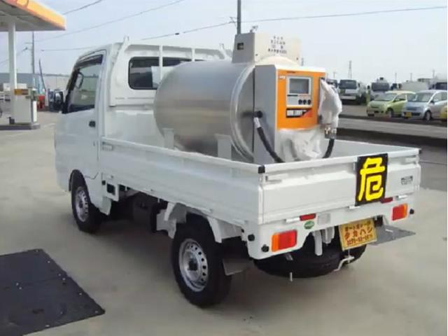 4WD タツノ430L タンクローリー(3枚目)