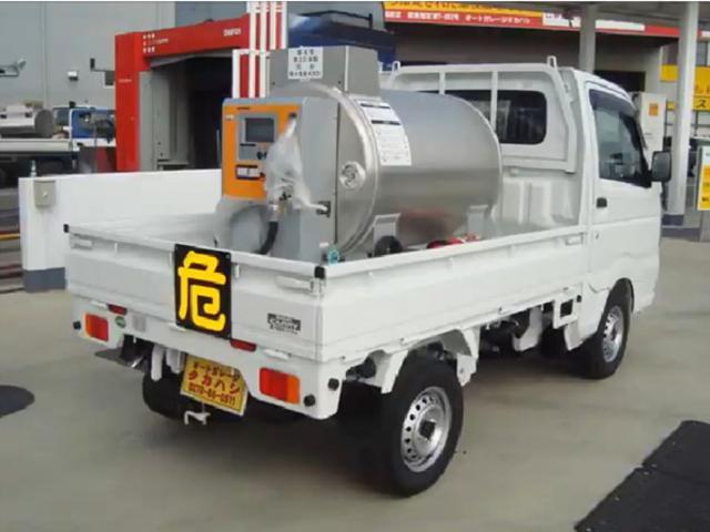 4WD タツノ430L タンクローリー(5枚目)