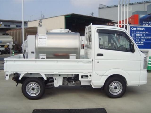 4WD タツノ430L タンクローリー(6枚目)