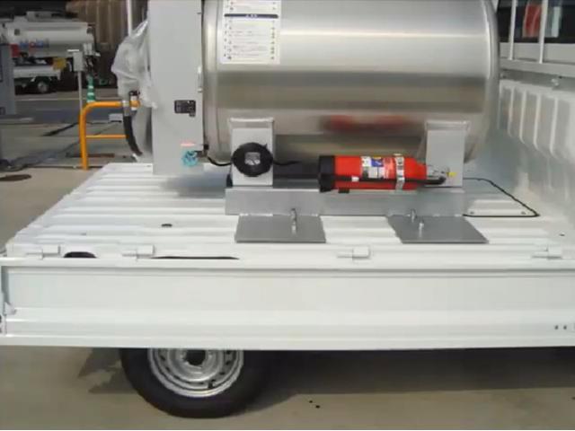 4WD タツノ430L タンクローリー(10枚目)
