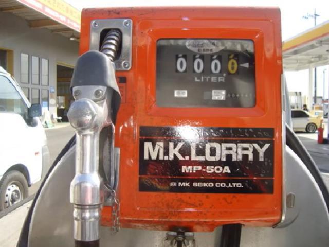 MK450L タンクローリー(15枚目)