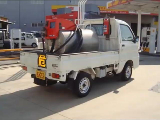 MK450L タンクローリー 消防書類有(5枚目)