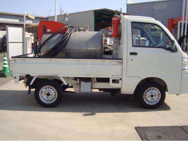 MK450L タンクローリー 消防書類有(6枚目)