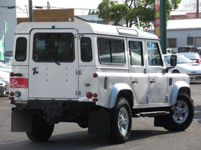 110SE 正規ディーラー車 NOX適合 1ナンバー登録(2枚目)