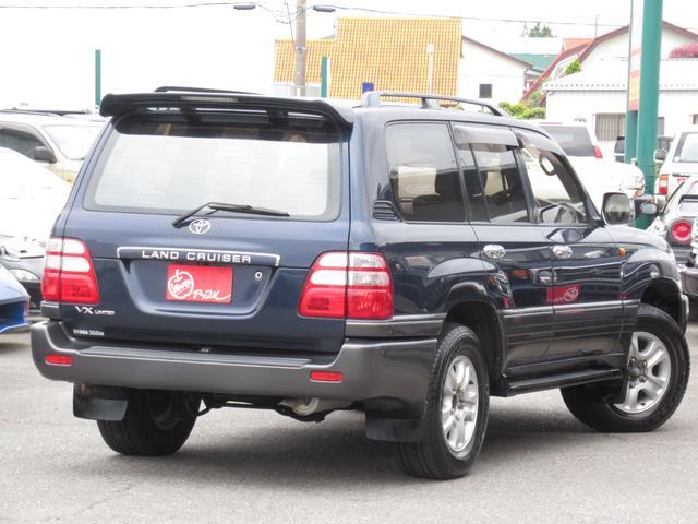 「トヨタ」「ランドクルーザー100」「SUV・クロカン」「茨城県」の中古車2