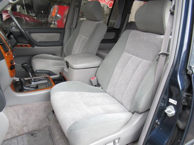「トヨタ」「ランドクルーザー100」「SUV・クロカン」「茨城県」の中古車8