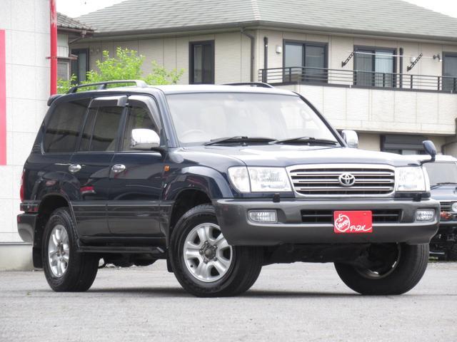 「トヨタ」「ランドクルーザー100」「SUV・クロカン」「茨城県」の中古車22