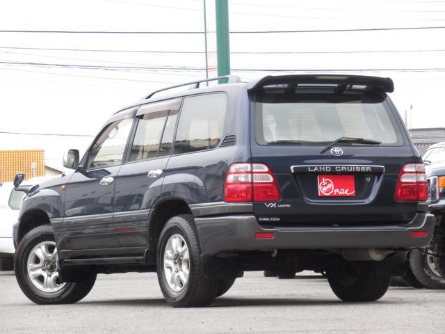 「トヨタ」「ランドクルーザー100」「SUV・クロカン」「茨城県」の中古車25
