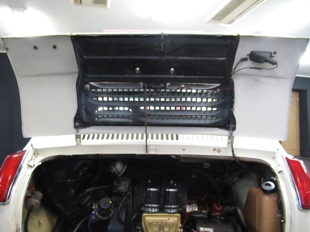 スポーティー 全塗装済 ユーザー買取車 2スト 4速MT タコメーター レザーシート 車庫保管(7枚目)