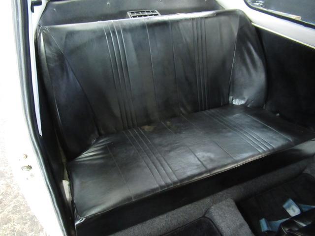 スポーティー 全塗装済 ユーザー買取車 2スト 4速MT タコメーター レザーシート 車庫保管(9枚目)