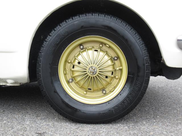 スポーティー 全塗装済 ユーザー買取車 2スト 4速MT タコメーター レザーシート 車庫保管(18枚目)