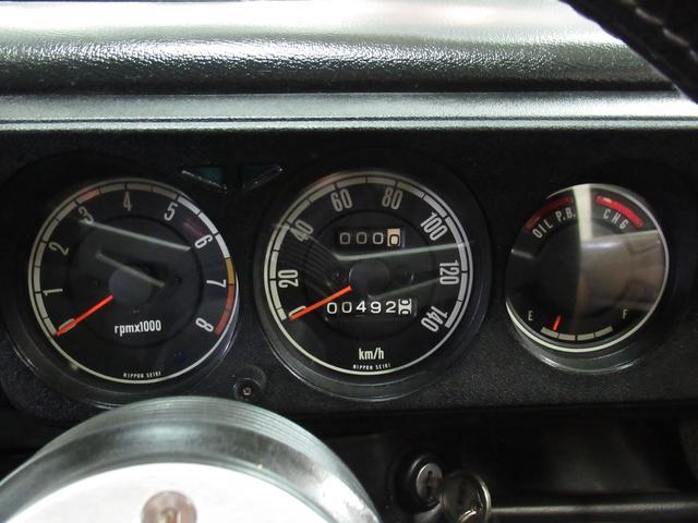 スポーティー 全塗装済 ユーザー買取車 2スト 4速MT タコメーター レザーシート 車庫保管(38枚目)
