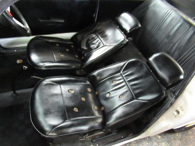スポーティー 全塗装済 ユーザー買取車 2スト 4速MT タコメーター レザーシート 車庫保管(43枚目)