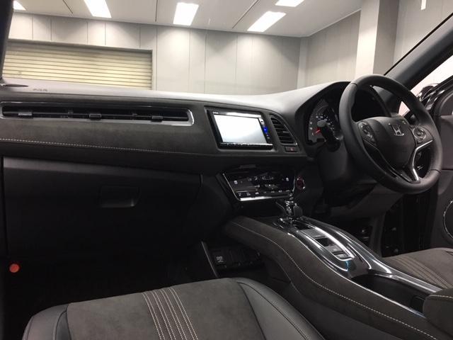 ハイブリッドRS・ホンダセンシング 新車保証 ナビ Bカメラ(3枚目)