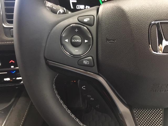 ハイブリッドRS・ホンダセンシング 新車保証 ナビ Bカメラ(15枚目)