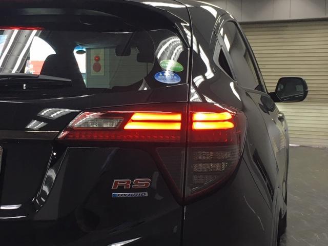 ハイブリッドRS・ホンダセンシング 新車保証 ナビ Bカメラ(19枚目)