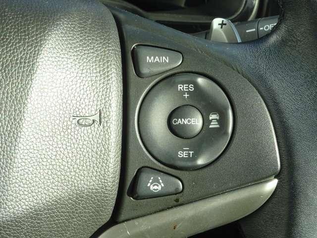 様々なシーンで安心・快適な運転を支援するホンダセンシング付